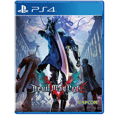 Đĩa Game PS4 Devil May Cry 5