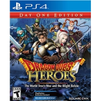 Chép Game PS4 Dragon Quest Heroes