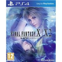 Chép Game PS4 Final Fantasy X / X-2 HD Remaster