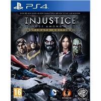 Chép Game PS4 Injustice: Gods Among Us