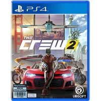 Đĩa Game PS4 The Crew 2 Hệ Asia