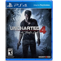 Đĩa Game PS4 Uncharted 4 A Thief End Hệ US