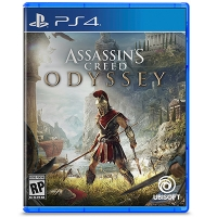 Đĩa Game PS4 Assassin Creed Odyssey