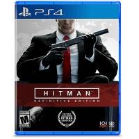 Đĩa Game PS4 Hitman Definitive Edition Hệ US