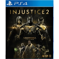 Đĩa Game PS4 Injustice 2 Legendary Edition Hệ US