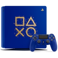 Máy PS4 Slim 500GB Days of Play Limited Edition