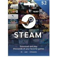 Thẻ Steam 2$