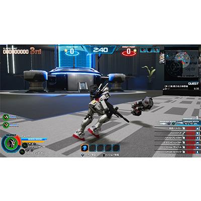 Đĩa Game PS4 New Gundam Breaker Hệ Asia