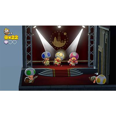 Game Nintendo Switch Captain Toad: Treasure Tracker