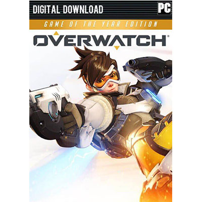 Game PC Overwatch - Game Of The Year Edition