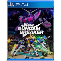Đĩa Game PS4 New Gundam Breaker Hệ Asia