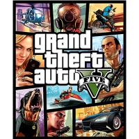 Game PC Grand Theft Auto V 5 (GTA 5)