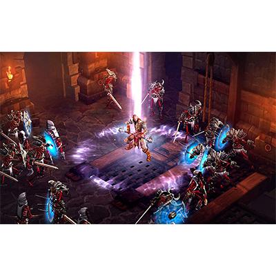 Đĩa Game PS4 Diablo III Eternal Collection Hệ US