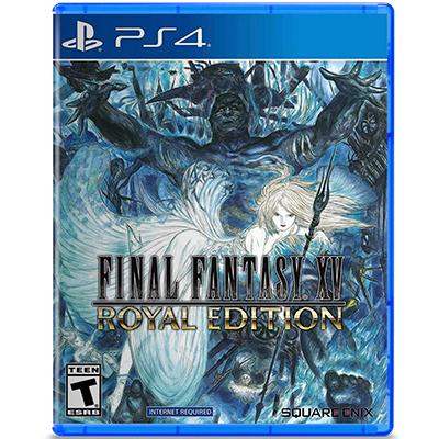 Đĩa Game PS4 Final Fantasy XV: Royal Edition Hệ US