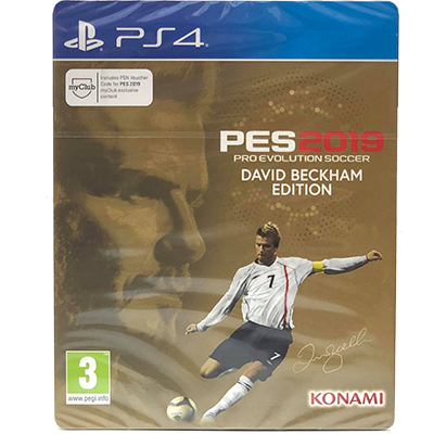 Đĩa Game PS4 Pes 2019 David Beckham Edition Hệ EU