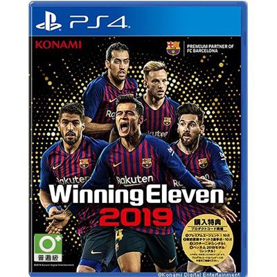 Đĩa Game PS4 Pes 2019 Hệ Asia
