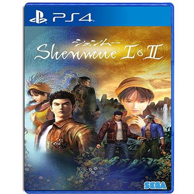 Đĩa Game PS4 Shenmue I & II Hệ Asia