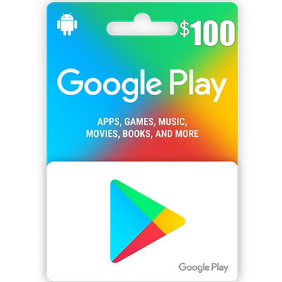 Thẻ Google Play 100$