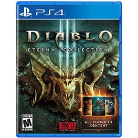 Đĩa Game PS4 Diablo III Eternal Collection Hệ US