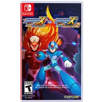 Game Nintendo Switch Mega Man X Legacy Collection 1+2