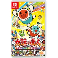 Game Nintendo Switch Taiko no Tatsujin