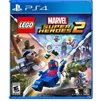 Đĩa Game PS4 Lego Super Heroes 2 Hệ US