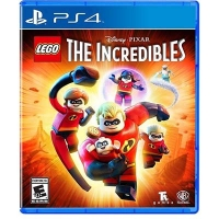 Đĩa Game PS4 Lego The Incredibles Hệ US