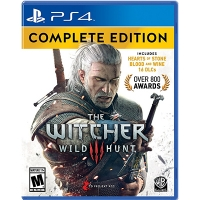 Đĩa Game PS4 The Witcher 3 Wild Hunt Complete Edition Hệ US