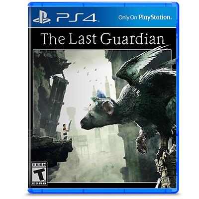 Đĩa Game PS4 The Last Guardian Hệ US