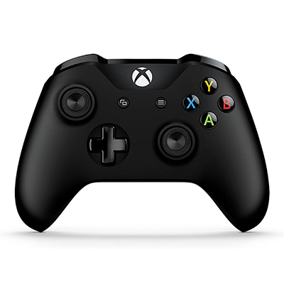 Tay Cầm Xbox One S Màu Đen - Hàng Nhập Khẩu