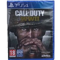 Đĩa Game PS4 Call Of Duty WWII Hệ EU