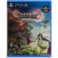 Đĩa Game PS4 Dragon Quest XI Echoes of an Elusive Age Edition of Light
