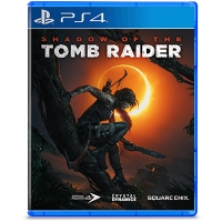 Đĩa Game PS4 Shadow of the Tomb Raider Hệ Asia