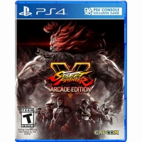 Đĩa Game PS4 Street Fighter V Arcade Hệ US