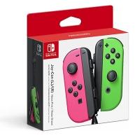 Tay cầm Nintendo Switch Joy‑Con  - Neon Pink / Neon Green