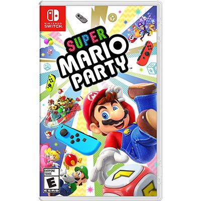 Game Nintendo Switch Super Mario Party