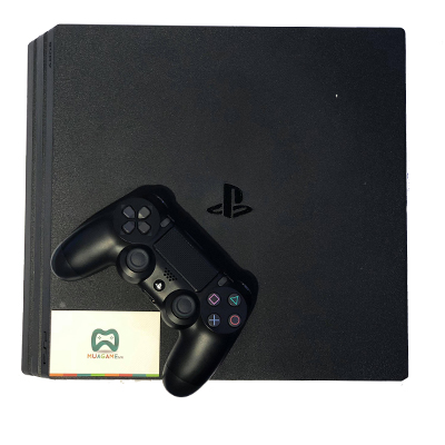 Máy PS4 Pro 1TB Tặng Kèm 9 Games - 2nd