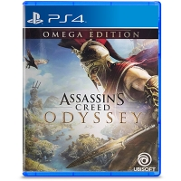 Đĩa Game PS4 Assassin Creed Odyssey - Ogema Edition Hệ Asia
