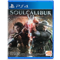 Đĩa Game PS4 SoulCalibur VI