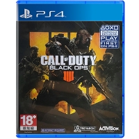 Đĩa Game PS4 Call of Duty: Black Ops 4 Hệ Asia