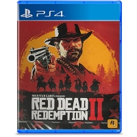 Đĩa Game PS4 Red Dead Redemption 2 Hệ Asia