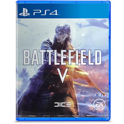 Đĩa Game PS4 Battlefield V Hệ Asia