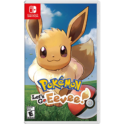 Game Nintendo Switch Pokemon: Let's Go, Eevee!