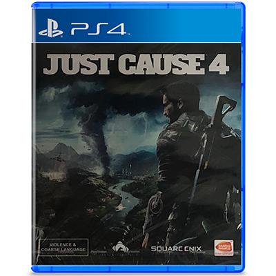 Đĩa Game PS4 Just Cause 4 Hệ Asia