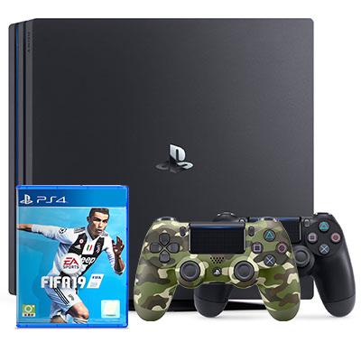 Máy PS4 Pro - 1TB FIFA 19 Bundle