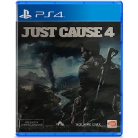 Đĩa Game PS4 Just Cause 4 Hệ Asia - Steelbook