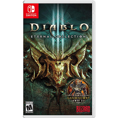 Game Nintendo Switch Diablo 3 Eternal Collection