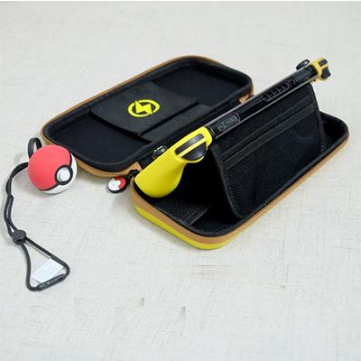 Túi Đựng Máy Nintendo Switch Let's Go 20 Pokemons
