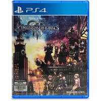 Đĩa Game PS4 Kingdom Hearts III Hệ Asia