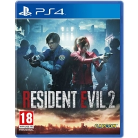 Đĩa Game PS4 Resident Evil 2 Remake
